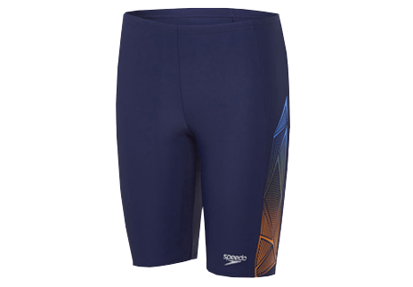Star Kick Logo Planel Jammer Junior Navy