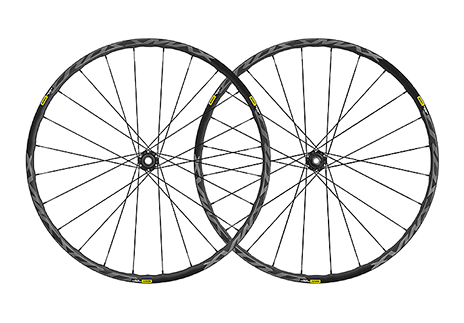 Wheelset Xmax Elite 19 Disc 29'' Pair INTL