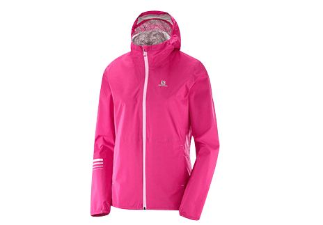Salomon Jackets Lightening Waterproof Women
