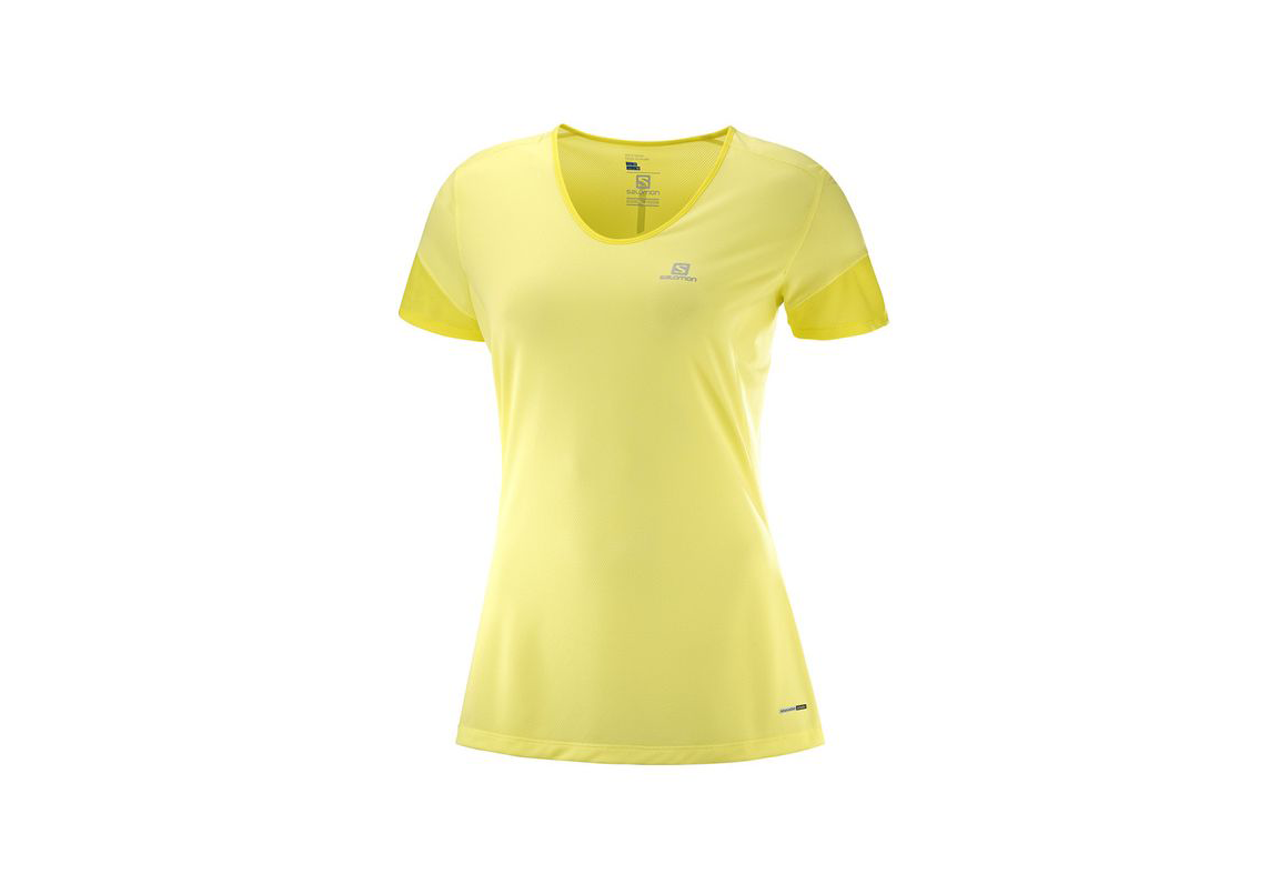 Trail Runner Ss tee Women