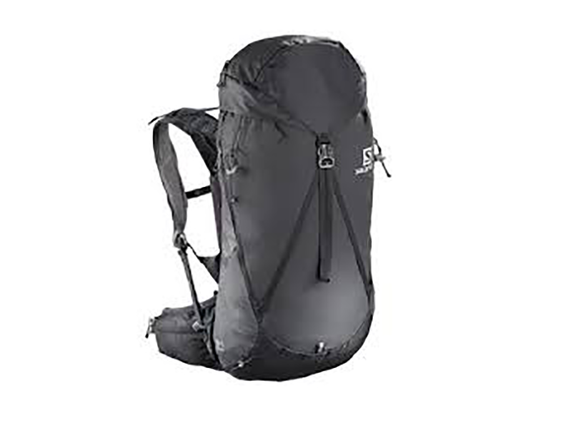 Salomon bags out day 24 + 4 women