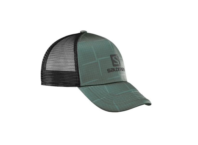 Salomon caps summer logo men