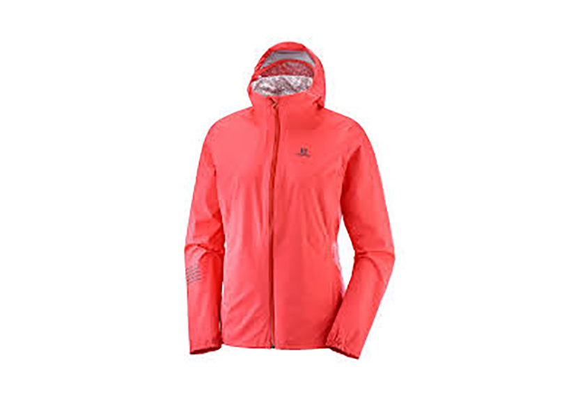 Salomon jackets lightning waterproof