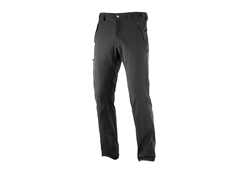 Salomon pants wayfarer zip men