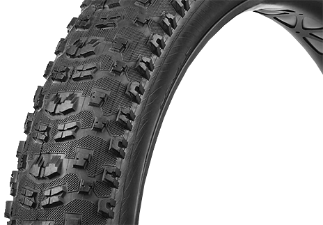 VEE TIRE BULLDOZER MTB MID FAT BIKE / E-BIKE TYRE